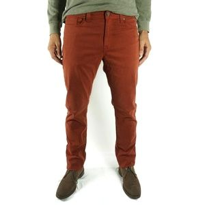 Fidelity Mens Chino Jeans Size 33 Jimmy Tailored